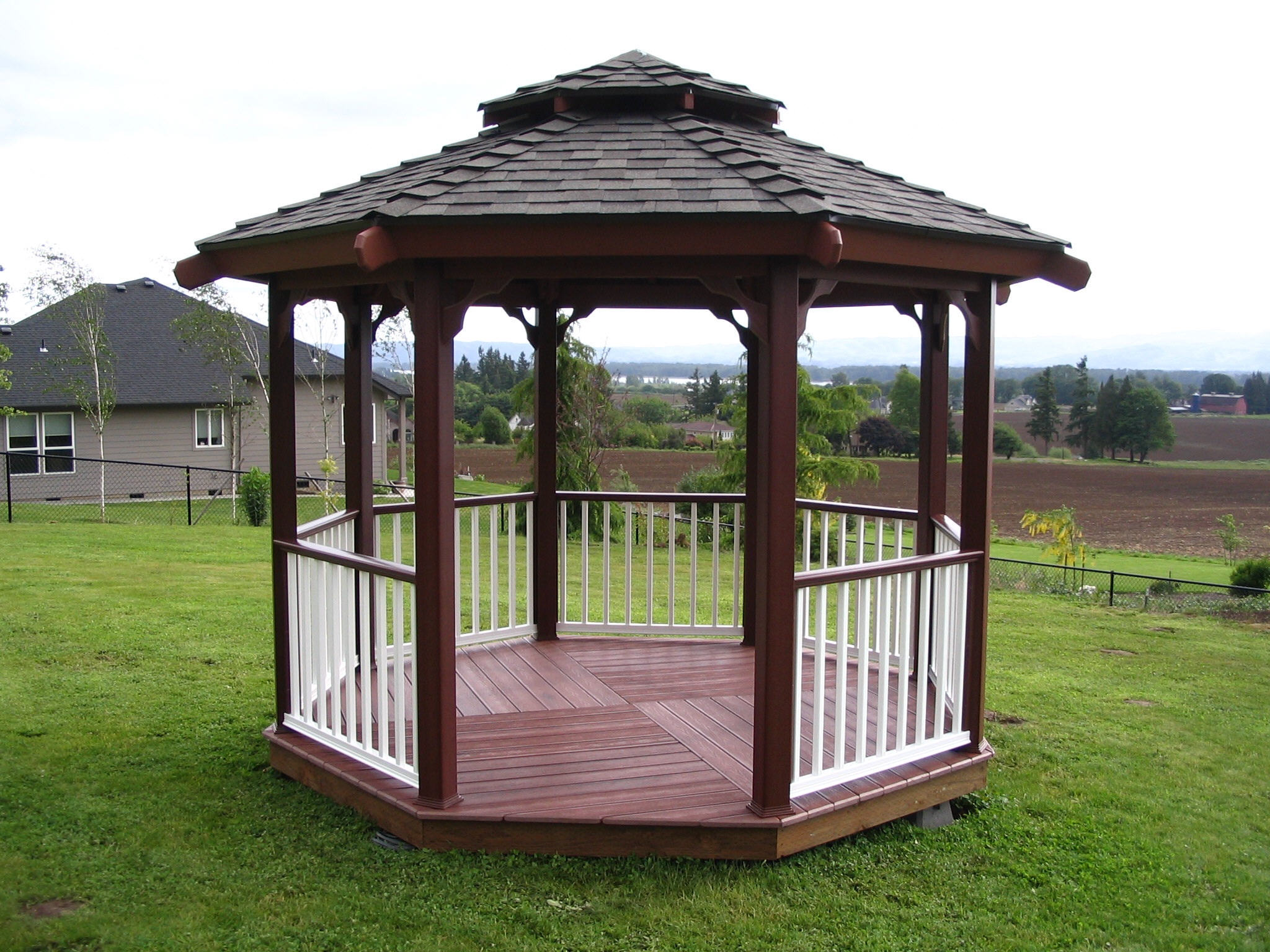Purchase for Garden gazebo designs plans